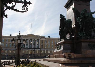 Helsingin Yliopiston päärakennuksen peruskorjaus